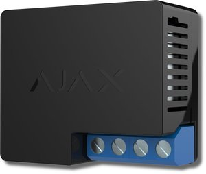 Ajax WallSwitch (black)