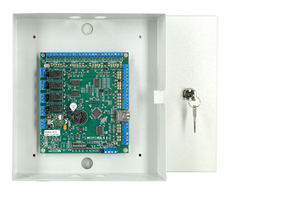 Защита проекта на оборудовании SIGUR